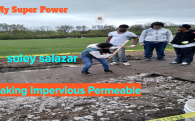Making Impermeable Pervious