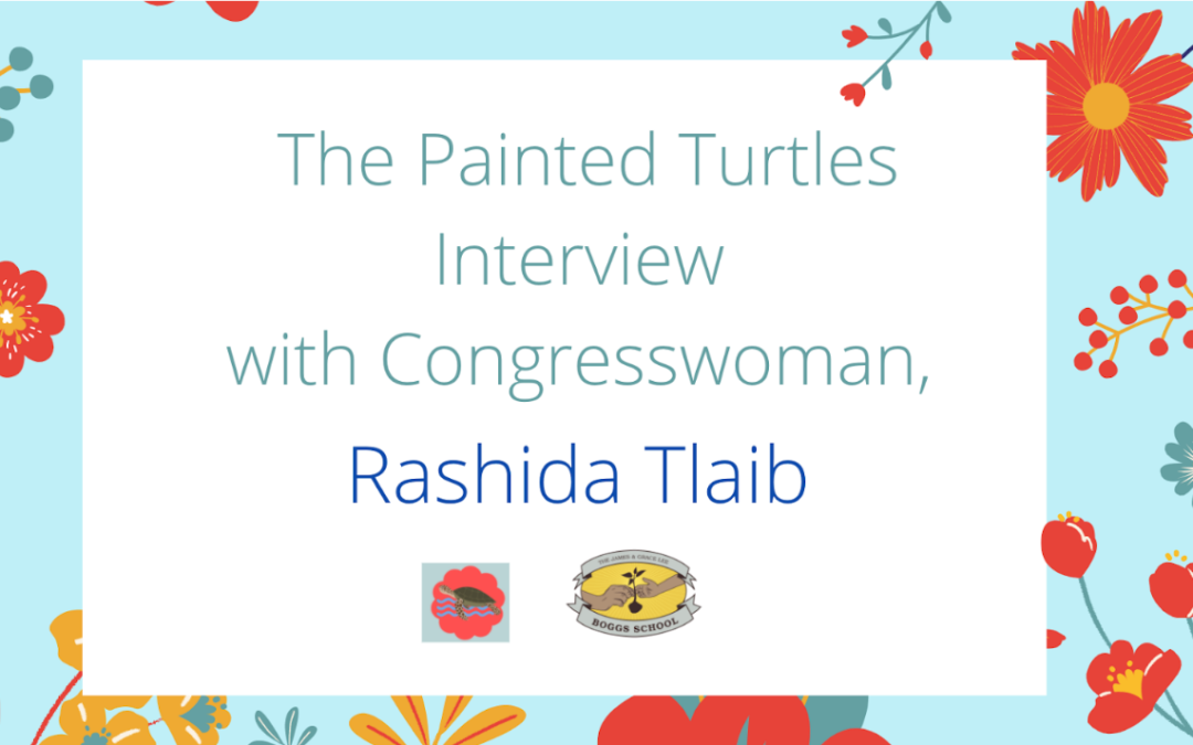 Interview with Congresswoman Rashida Tlaib