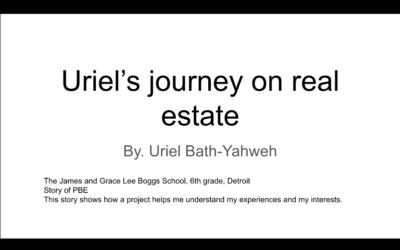 Uriel's Journey on Real Estate